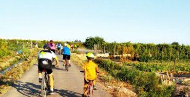 Rutes cicloturistes fàcils a Castelló