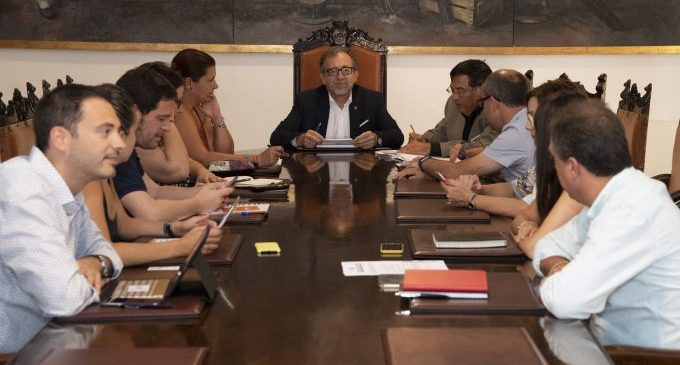 Diputació destinarà 100.000 euros en ajudes a 40 clubs esportius de la província per a l'adquisició d'equipaments