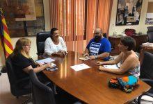 Diputació remarca el gran treball social que exerceix Cocemfe Maestrat en l'ajuda a persones amb diversitat funcional
