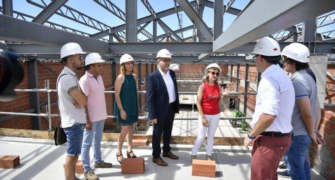 Diputació inverteix 110.000 euros en la rehabilitació de la Llotja Medieval de Vilafranca per a ús turístic