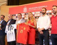 Marco subratlla l'impacte positiu que tindrà el partit de futbol España-Montenegro sub21 per a la marca Castelló