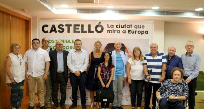 Castelló anuncia la seua candidatura a Ciutat Accessible 2020 amb un projecte millorat