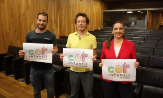 Castelló obre la segona edició del seu cor infantil després de formar més de 40 alumnes