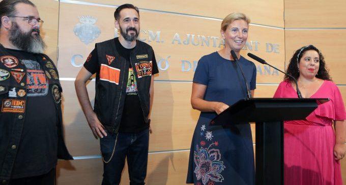 La concentració Big Twin reunirà a Castelló a 5.000 moters de tota Europa