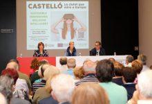 """Castelló avança en el futur i """"pioner"""" Centre d'Envelliment Actiu i Saludable"""