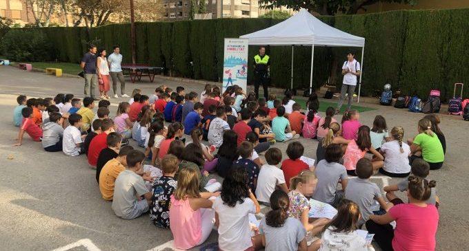 Arranca la Setmana de la Mobilitat amb tallers escolars i inspeccions gratuïtes de bicicletes