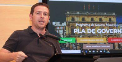 Garcia presenta el panell de seguiment dels 250 compromisos de l'Acord de Fadrell
