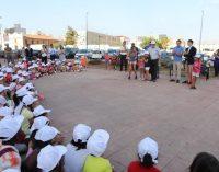Castelló suma cuatro caminos escolares con la apertura de la nueva ruta al Jaime I y Vicent Artero