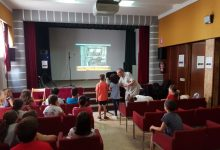Nules promueve el valencià entre los escolares con un taller de doblaje