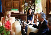 Castelló perfila l'intercanvi educatiu amb la universitat japonesa de Yamaguchi
