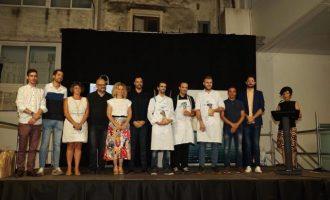 El CTT UB Universitat-Woosong University guanya el XVII Concurs Nacional de Cuina Aplicada al Llagostí de Vinaròs