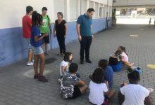 L'Ajuntament de Castelló clausura les escoles d'estiu municipals en les quals han participat més de 400 xiquets i xiquetes