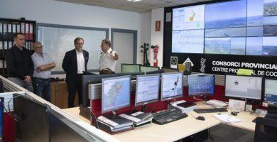 La Diputació de Castelló manté operatiu el dispositiu especial del Consorci de Bombers davant l'alerta taronja activada per al divendres