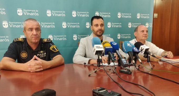 L'Ajuntament de Vinaròs arriba a un acord laboral amb els sindicats de la Policia Local