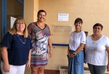 Puerta es reuneix amb la Fundació Aspropace per a millorar la qualitat de vida dels xiquets amb paràlisi cerebral