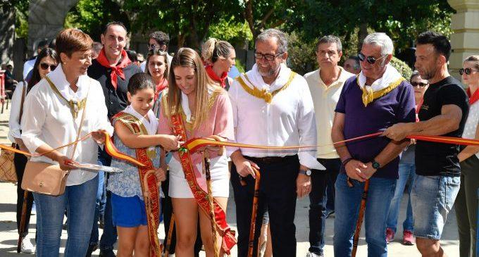 José Martí visita Segorbe i mostra tot el suport de la Diputació a les tradicionals entrades de cavalls i bous