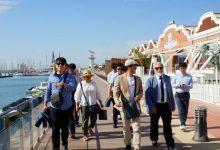 Una delegación coreana se interesa por las oportunidades comerciales y de ocio del Puerto de Castelló