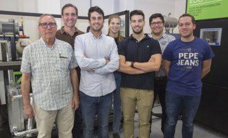 L'UJI dissenya el primer prototip de bomba de calor d'alta temperatura d'Espanya per a recuperar la calor residual industrial