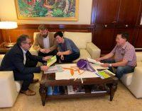 José Martí felicita a la Taula del Sénia por el premio que la FAO  le entregará en diciembre reconociendo su defensa de los olivos milenarios