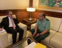 La Diputació i la Guàrdia Civil es comprometen a reactivar el conveni per a la conservació de les casernes de la província