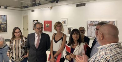 El presidente de la Diputación apuesta por los artistas emergentes y la excelencia para la nueva política cultural en la provincia de Castellón