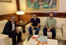 Martí aborda amb Aín solucions davant els problemes que pateixen els pobles menuts per a gestionar subvencions