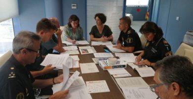 Almenara prepara el operativo policial para las fiestas patronales