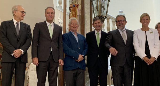 José Martí participa en Castelló en els actes per a commemorar els 40 anys dels ajuntaments democràtics
