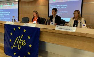 Susana Marqués exposa a Madrid l'experiència del projecte LIFE CERSUDS a Benicàssim
