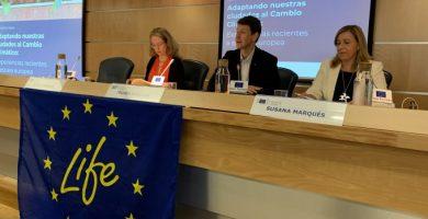 Susana Marqués expone en Madrid la experiencia del proyecto LIFE CERSUDS en Benicàssim