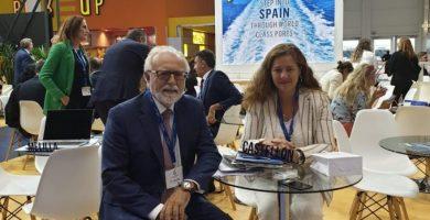 L'Autoritat Portuària de Castelló presenta el seu model sostenible en la fira de referència del sector