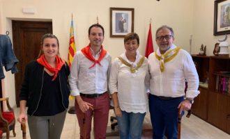 José Martí recolza des de Segorbe les festes tradicionals de la província