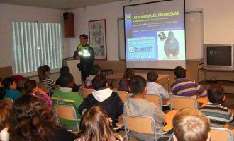 La Policia Local realitzarà cursos preventius en els centres escolars del municipi sobre el problema de la ludopatia