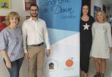 L'alcalde de l'Alcora visita Síndrome de Down Castellón