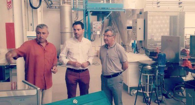 La Diputació de Castelló treballa en la modernització de l'aplicació Solconcer per a promocionar l'ús de la ceràmica