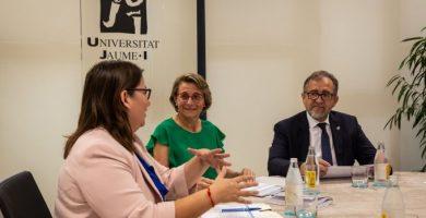 La Diputació i l'UJI reforçaran la seua col·laboració en defensa d'una nova ruralitat i per a combatre la despoblació