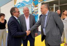 José Martí assisteix a la inauguració de l'ampliació del centre de rehabilitació infantil de 'Creixem' a Vinaròs