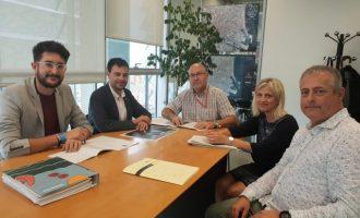 L'Ajuntament trasllada a Ports tots els projectes per a posar en valor la infraestructura
