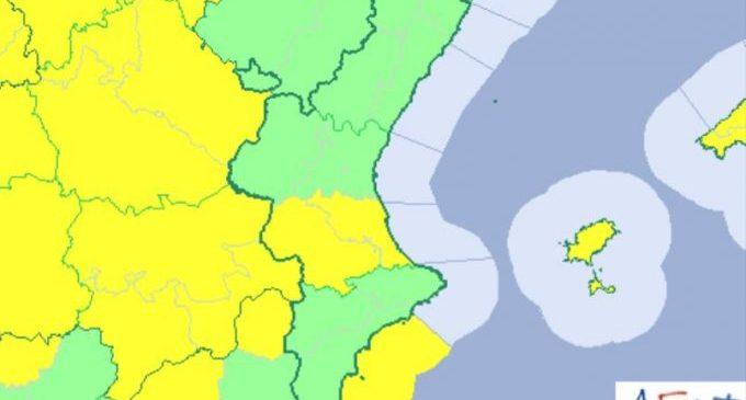 L'AEMET ha informat que demà cessarà la gota freda a la província de Castelló