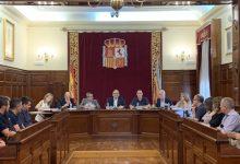 José Martí reafirma el seu compromís per reforçar la labor del Consorci Provincial de Bombers de Castelló