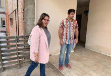 La Diputació de Castelló estudiarà fórmules per a reprendre el projecte de la Casa de Cultura de Borriol, paralitzat des de fa una dècada