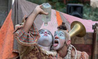 """Castelló emociona amb """"MUT!"""", el seu festival artísic sense paraules"""