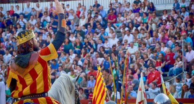 Castelló regressa a l'Edat Mitjana per a celebrar els seus orígens