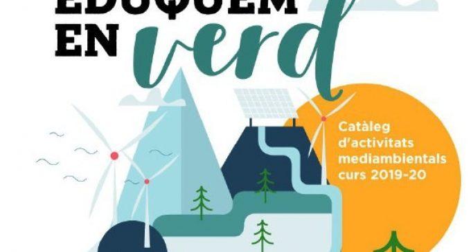 Castelló impulsa campanyes escolars de medi ambient en Eduquem en verd