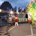 La Fira d'Atraccions de les festes d'Almenara apagarà la música i la llum una hora al dia per als autistes