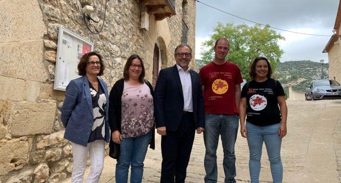 La Diputació de Castelló digitalitza 5.200 arxius documentals i fotogràfics d'Herbers per a salvaguardar la història de la població