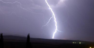 Nivell groc per pluges i tempestes al nord de Castelló
