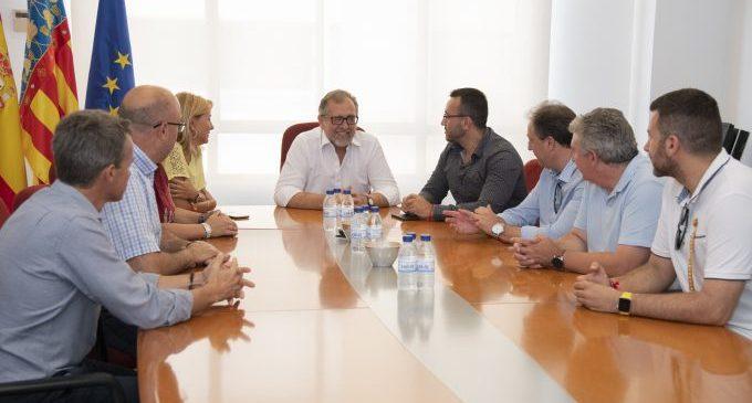 """José Martí: """"El nostre repte és la despoblació però sempre tindrem present que els municipis grans són part fonamental del projecte de la Diputació de Castelló"""""""
