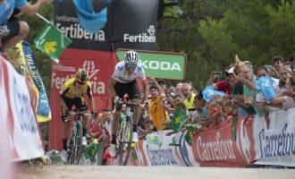 José Martí agraeix el suport dels castellonencs a les dues etapes de La Vuelta perquè serà  determinant per al seu retorn a la província en  pròximes edicions