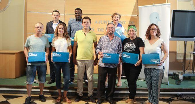 El Registre Municipal d'Associacions Veïnals de Castelló supera les 800 entitats